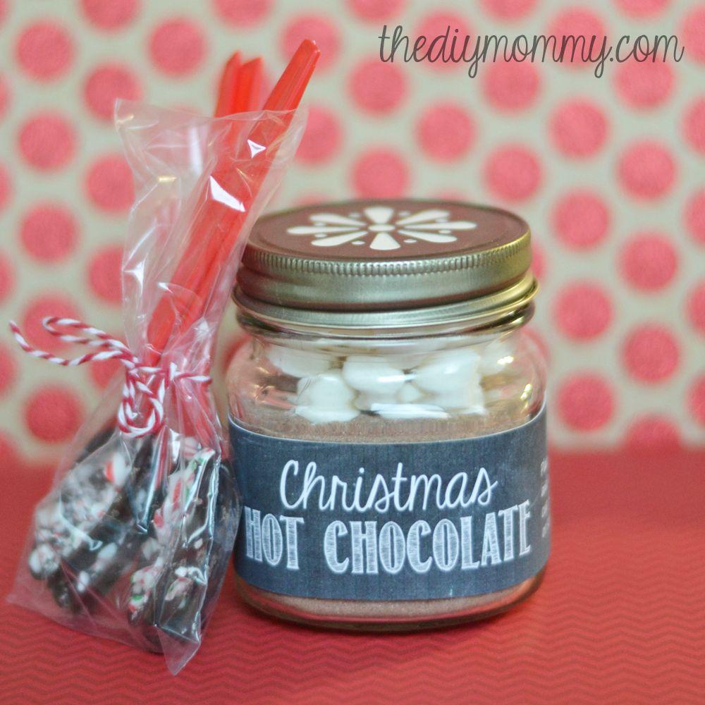 DIY Snow Day Survival Kit Christmas Gift - sugar cookies in a jar ...