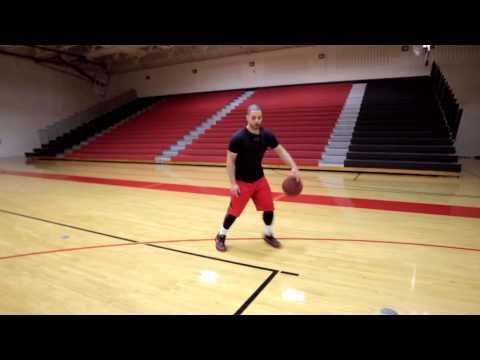 How To Sick Basketball Move Behind The Back Eurostep Youtube