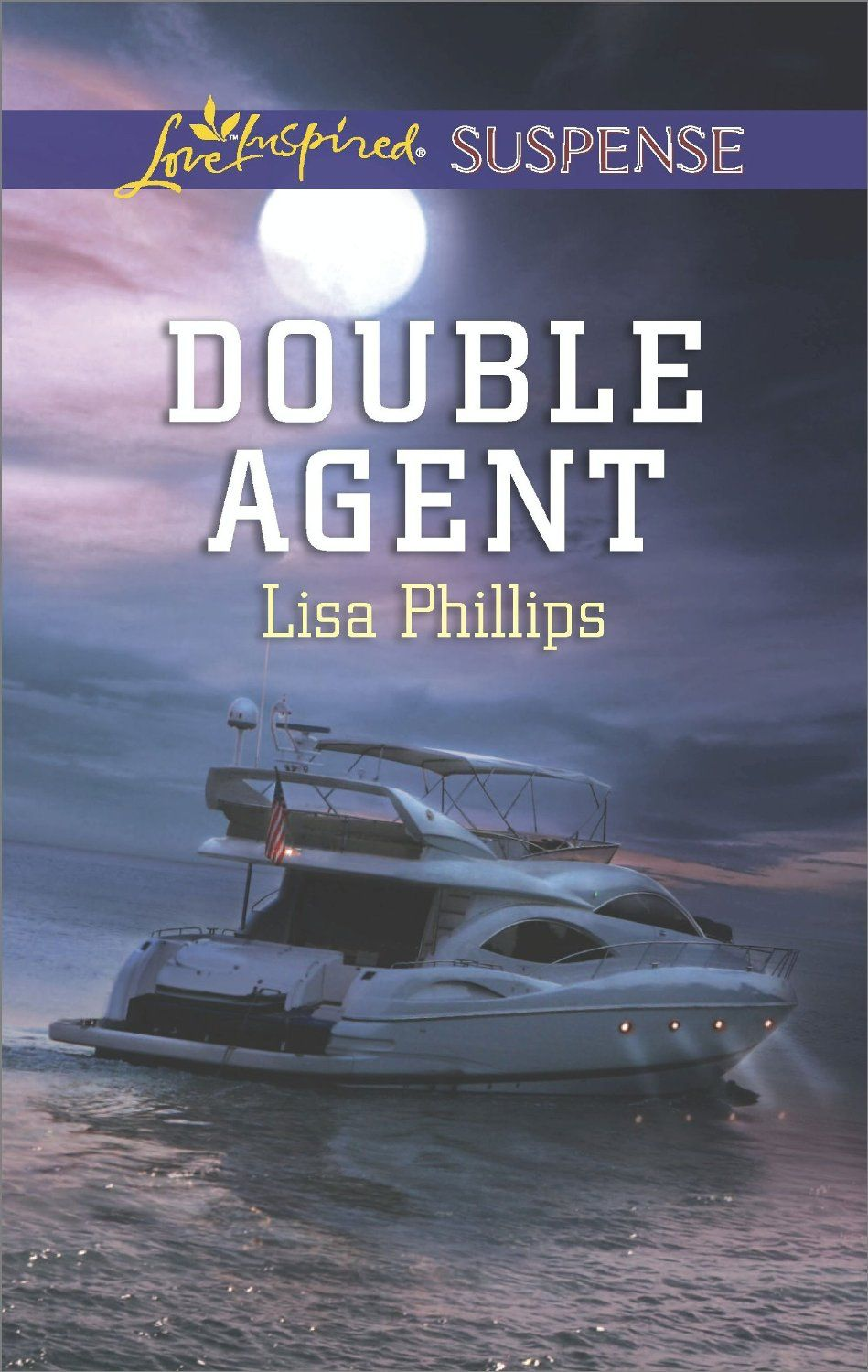 Lisa phillips double agent writing a book lisa