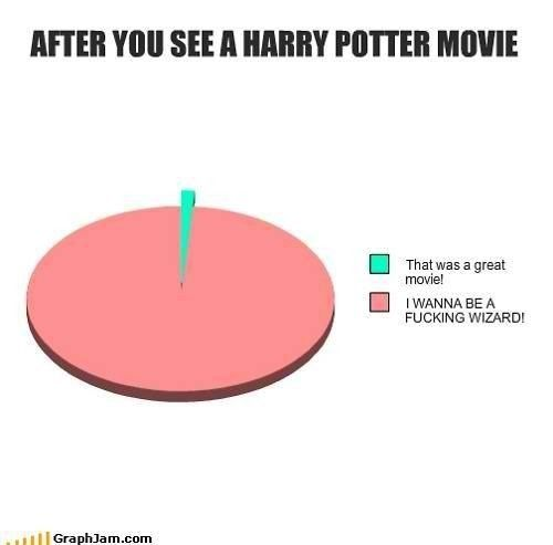 After you see a Harry Potter movie