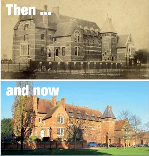 Abingdon (Then and Now)