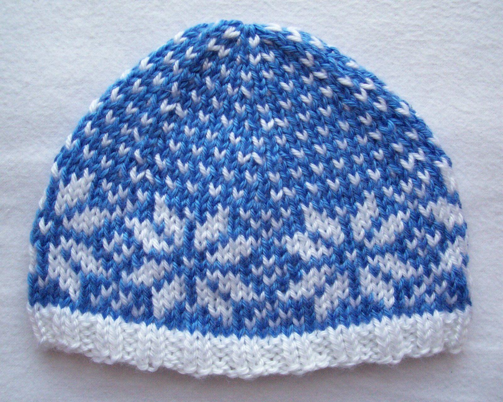 Carissa Knits: Snowflake Hat | Knitting | Pinterest | Knit patterns ...