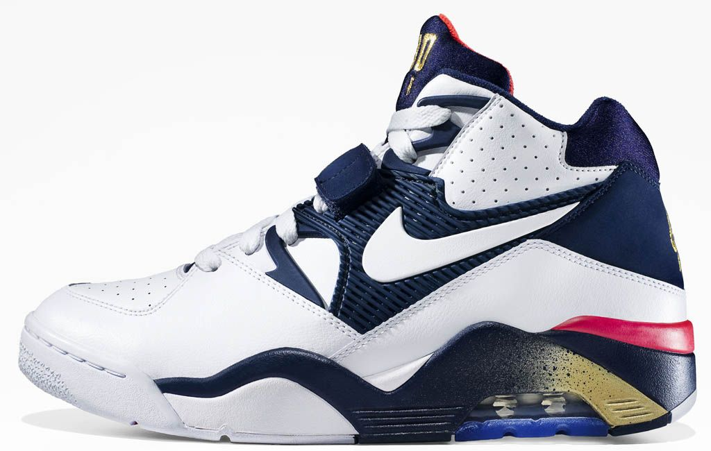 Nike Air Force 180 - Olympic (Charles Barkey, Dream Team)