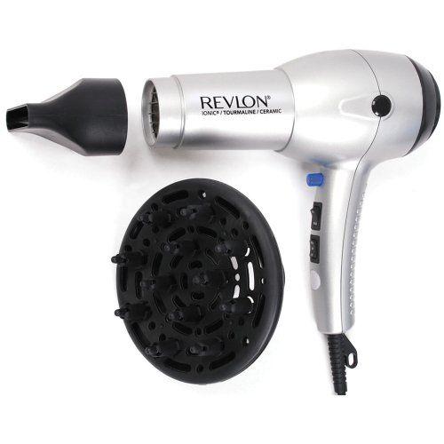 Reviewed Revlon Rv544pkf Tourmaline Ionic Ceramic Blow Dryer Best Affordable Hair Dryer Best Hair Dryer Ionic Hair Dryer