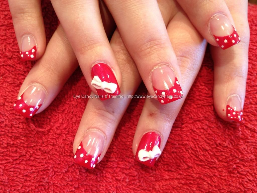 Eye Candy Nails Training Nails Gallery Green And