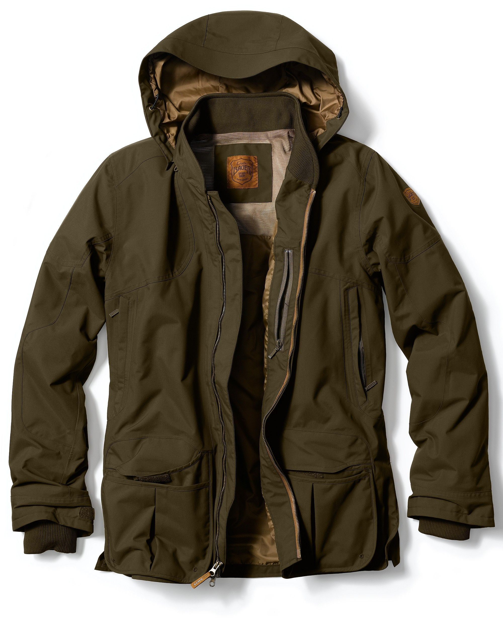 28b3aaceeab3 Waterproof Shooting Jacket   If you spend a lot of time at an outdoor  range, you ve probably shot your share of rounds in the rain.