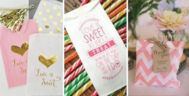 12 wedding favour ideas