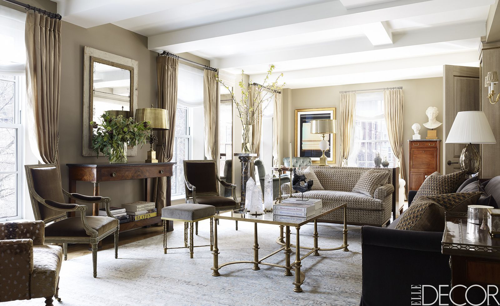House Tour: A Gramercy Park Apartment Lends New Meaning To \