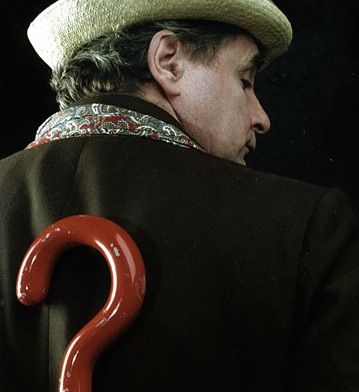 Find That Prop Seventh Doctor S Umbrella And Sweater