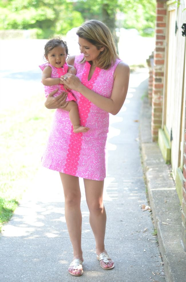012f5e29da9f28 Mommy-Daughter Lilly Pulitzer - Fizz and FrostingFizz and Frosting