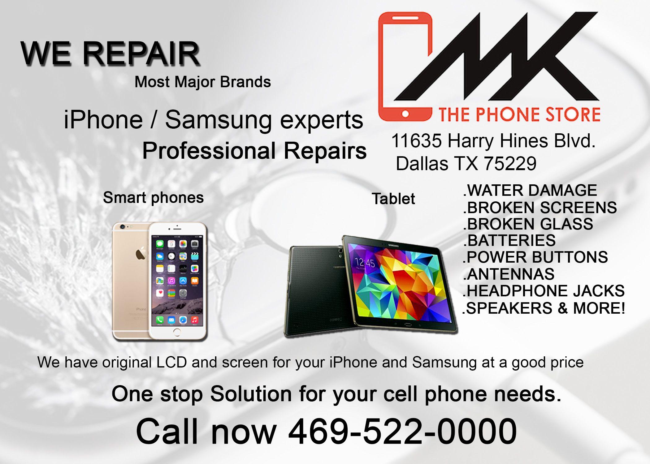 Pin by ashlin on repairs phone store broken