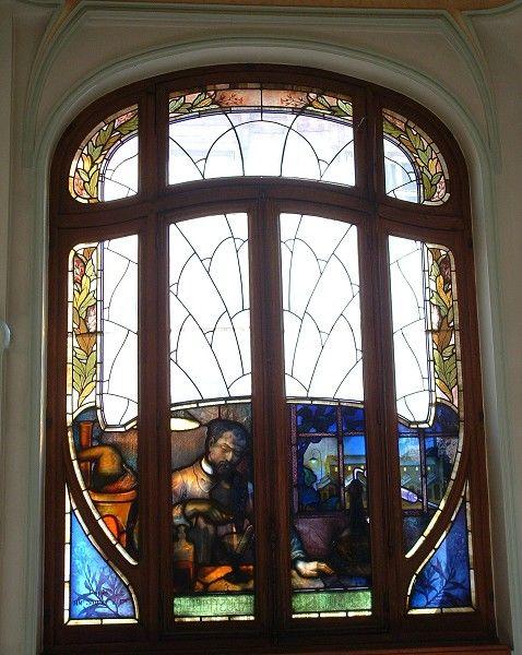 Fr Image Id 52022 Art Nouveau Art Nouveau Architecture Architecture Art