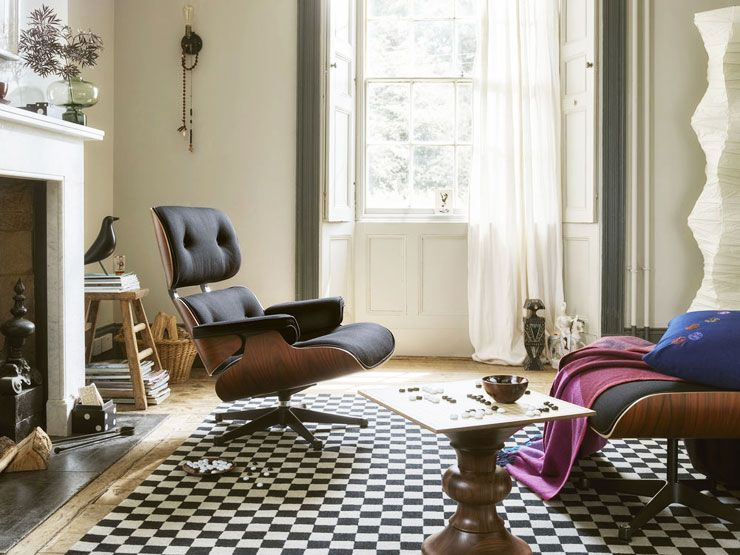 Vitra Eames Kussen : New product vitra lounge chair en ottoman limited edition