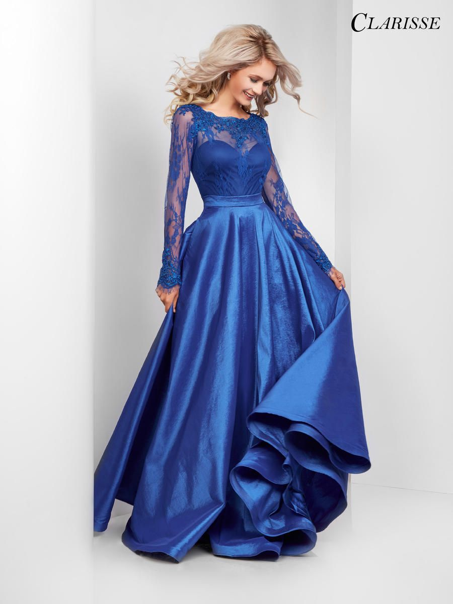 Clarisse 3487 Glitterati Style Prom Dress Superstore L Largest Collection Of Designer Prom Dresses In Ma Nh Prom Dresses Long With Sleeves Long Sleeve Prom Dress Lace Prom Dresses [ 1200 x 900 Pixel ]