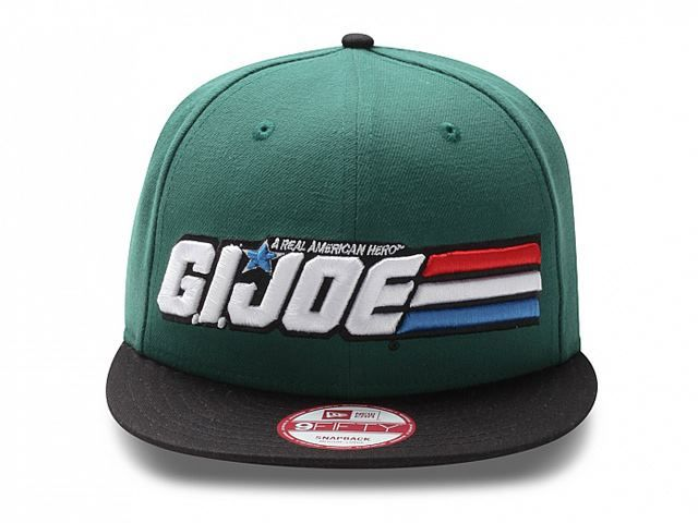 G I Joe New Era Hat New Era Hats Cool Hats Hats For Men