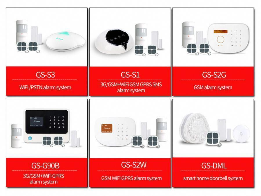 Top 5 Wireless Alarm Systems Home Security Alarm System Wireless Alarm System Alarm Systems For Home