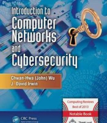 Introduction To Computer Networks And Cybersecurity Pdf Computer Network Computer Communication Cyber Security