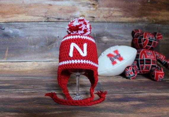3fe05c326 Nebraska Huskers Hat - Newborn baby toddler infant child kids ...