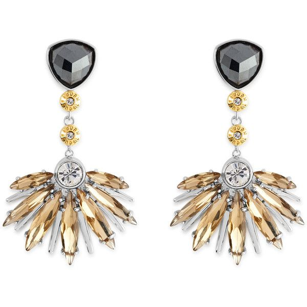 Henri Bendel Military Chandelier Earring 118 Liked On Polyvore Featuring Jewelry Earrings