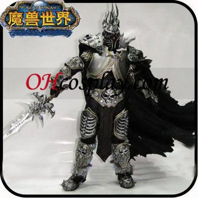 The Lich King Arthas Menethil Deluxe Collector Figures