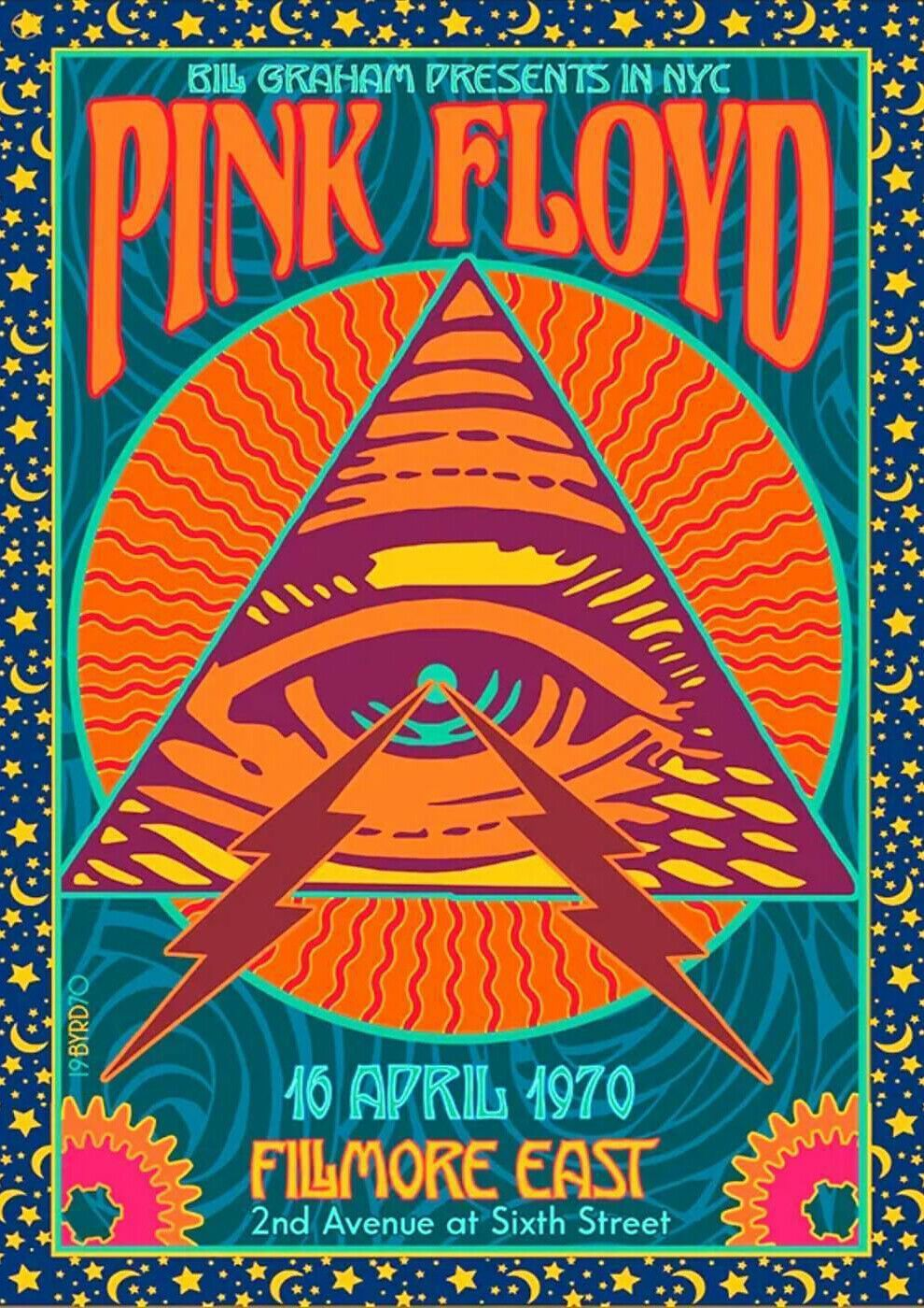 Art print poster //Canvas Best of Pink Floyd