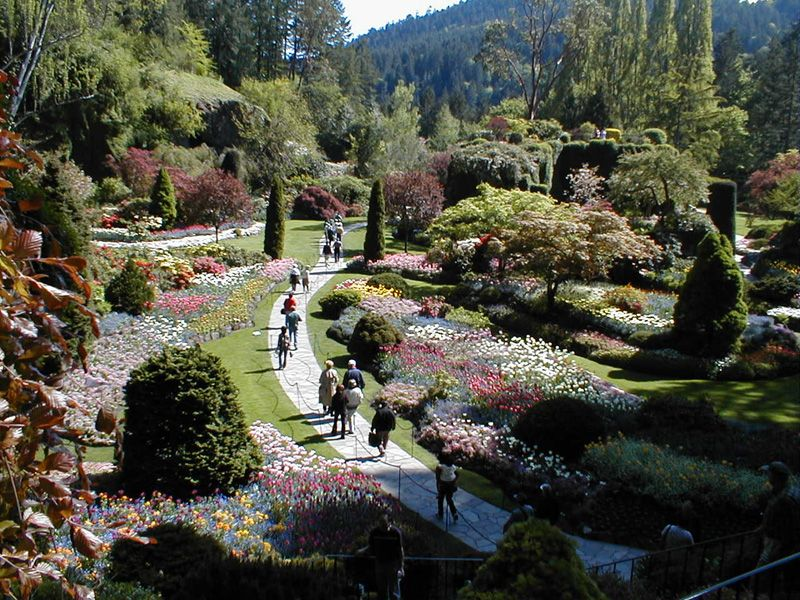 b17ea397e894bed3c74211e72e2e4c3d - Vancouver To Victoria Butchart Gardens Tour