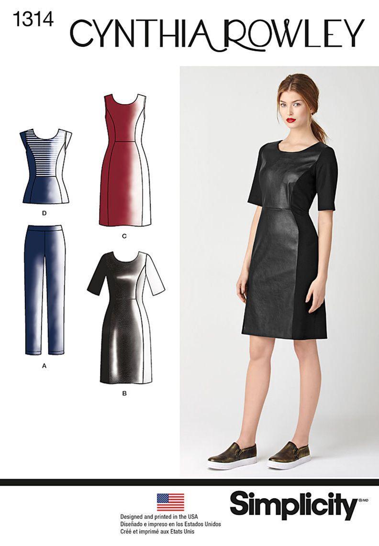 Simplicity Creative Group - Misses\' Dress & Sportswear. Cynthia ...