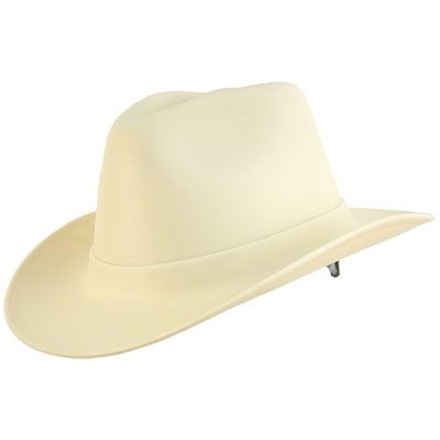 OccuNomix TAN Cowboy Hard Hat VCB100 15 TAN