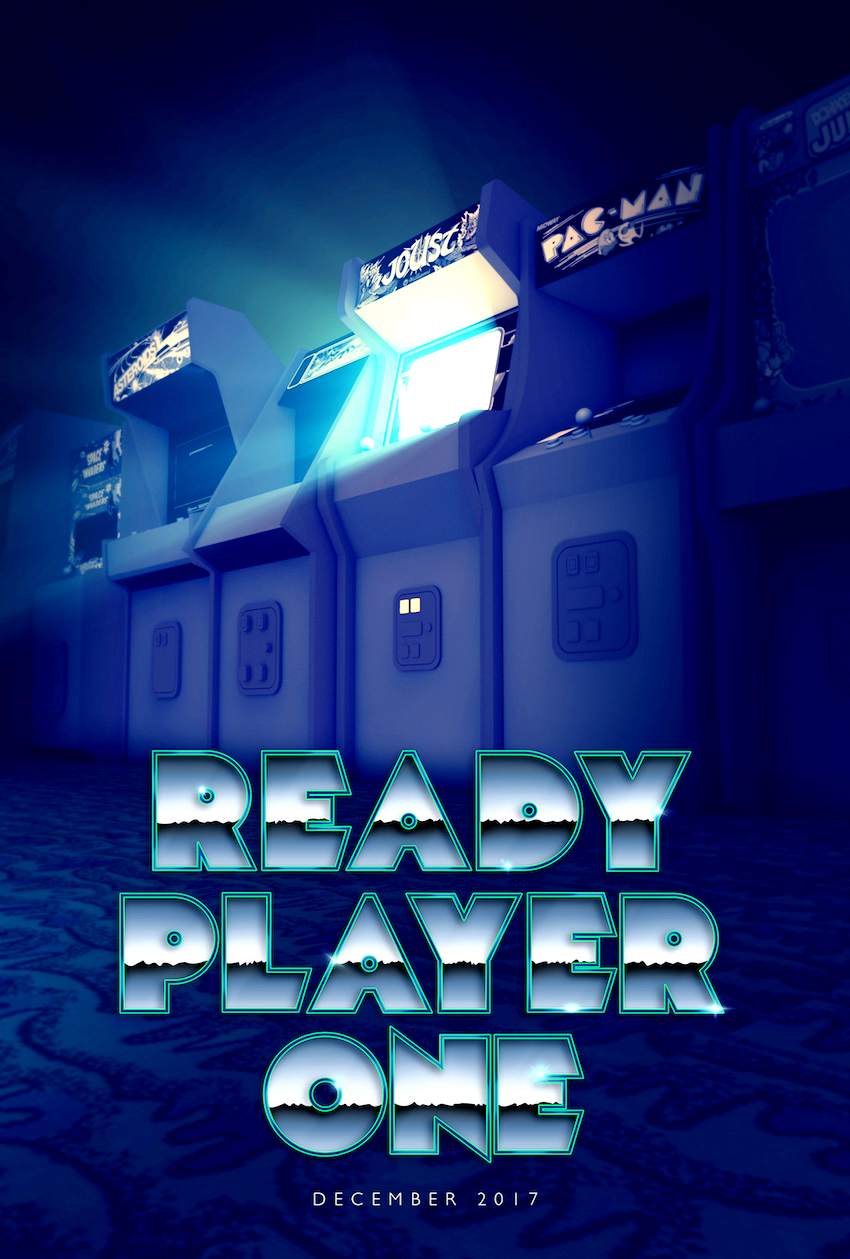 Pin By Alex Rafeld On Ready Player One Ready Player One Oasis Ready Player One Back In Time