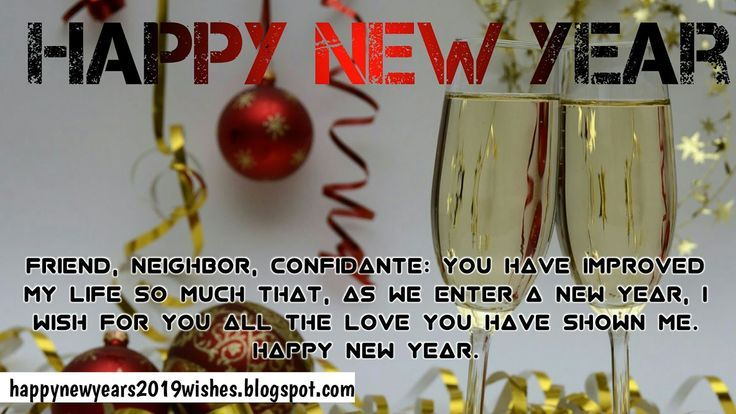 Happy New Year 2019 :Happy New Year 2019 wishes in english