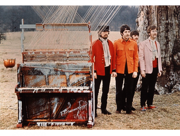 「pinterest beatles strawberryfields」の画像検索結果