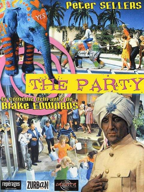 the party peter sellers - Pesquisa Google