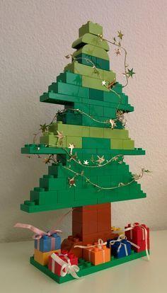 LEGO Duplo Christmas Tree – New Ideas