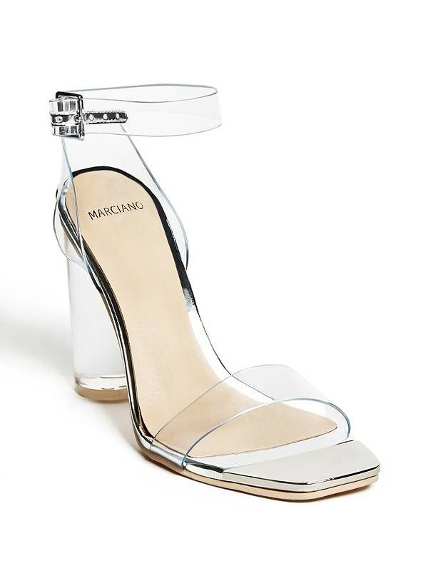375972876d Clear Grace Crisscross Sandal | ELEVATED ACCESSORIES | Sandals ...