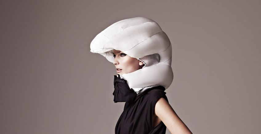 Trash The Bike Helmet Try An Airbag For Your Head Instead Video