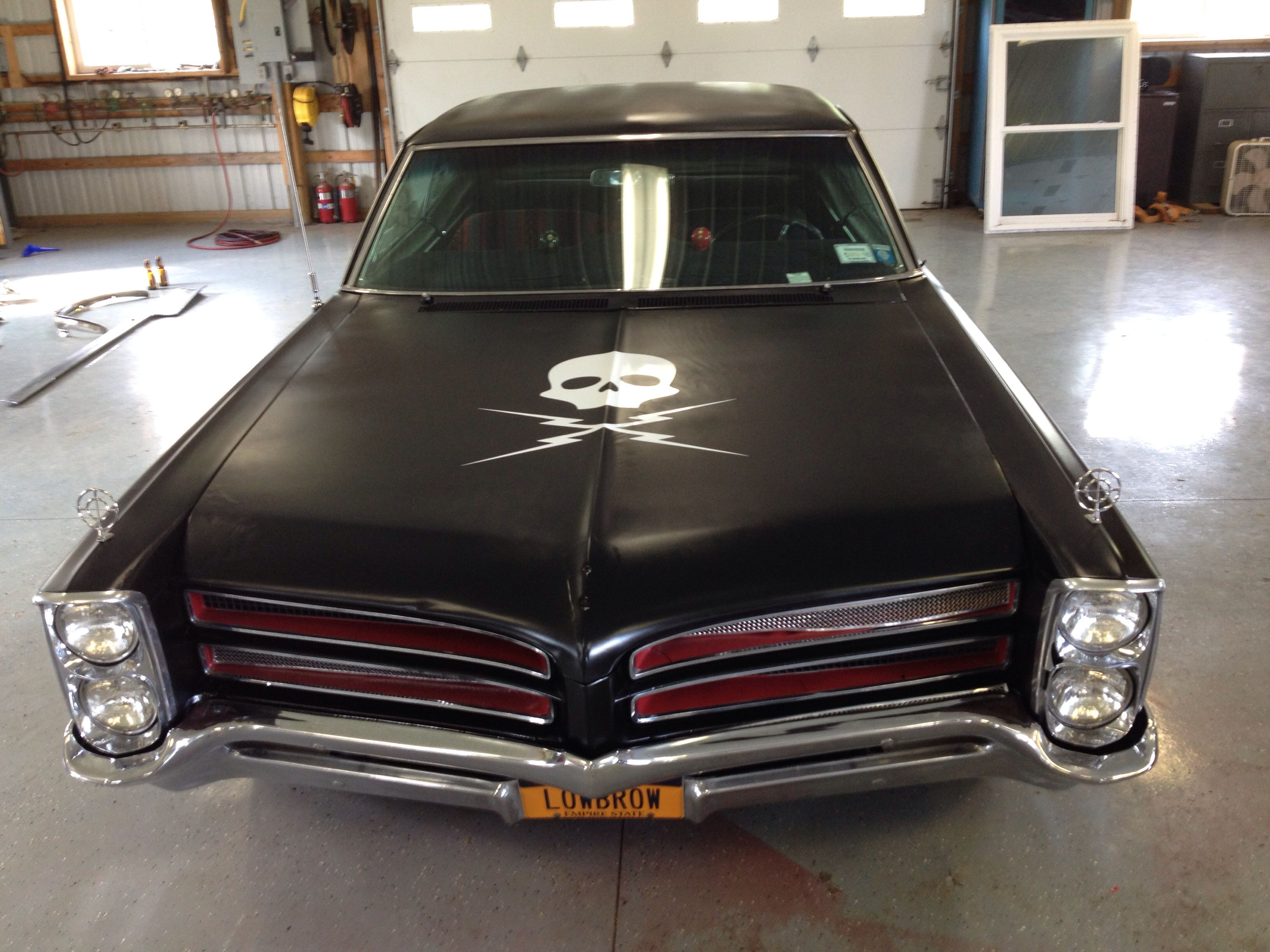 medium resolution of 1966 pontiac rat rod inspired by qt s deathproof