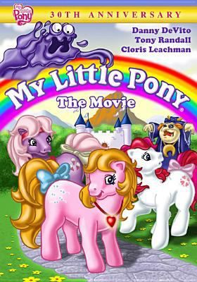 Cover Image For My Little Pony The Movie My Little Pony Movie My Little Pony Little Pony