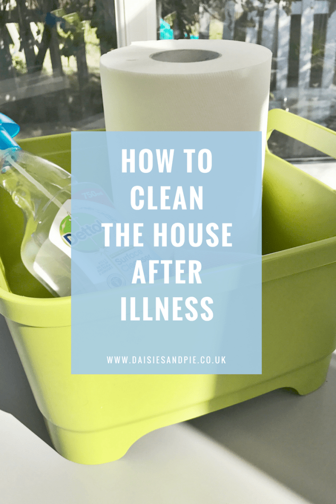 How To Clean The House Properly After Kids Have Been Ill Deep Cleaning All Those Germ Hotspots And Helping Prevent Spread Of Illness Definitely