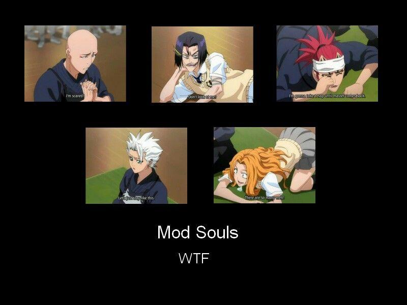 Mod Souls