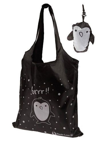 Pouch of the Penguins Tote $6.99 #penguins #cute #myfavoriteanimal