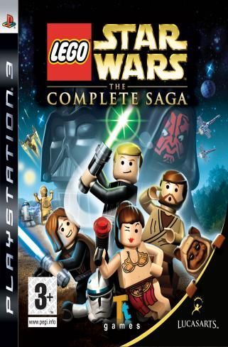 Activision Lego Star Wars The Complete Saga Essentials On Special