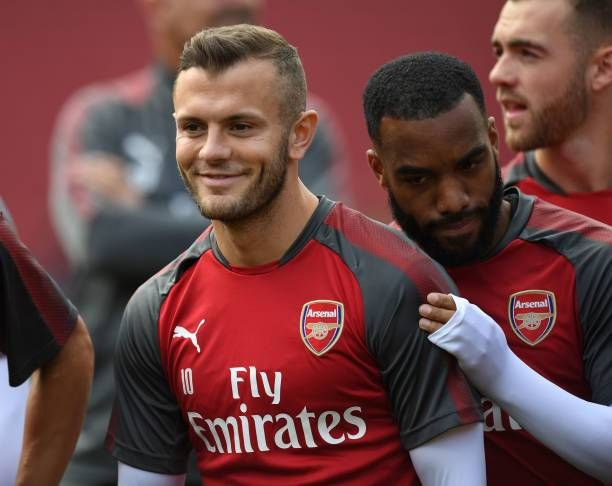Wilshere Reveals Why He Is Buzzing For Lacazette