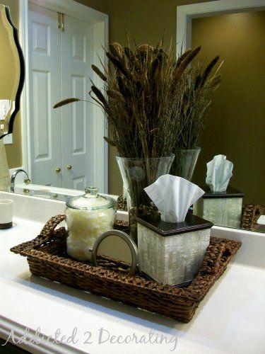 Gwenu0027s Master Bathroom   Addicted 2 Decorating®