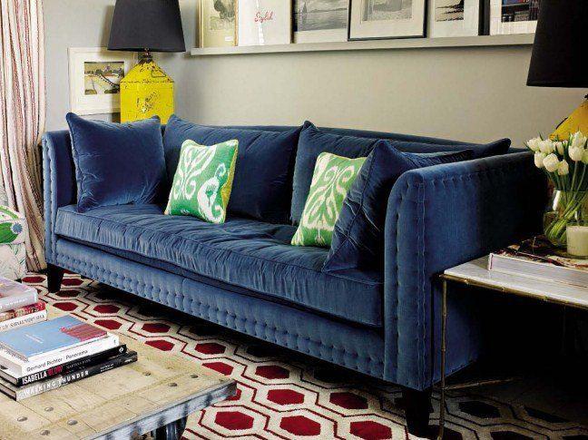 Shiny Navy Blue Suede Sofa Inspirational Navy Blue Suede Sofa 96
