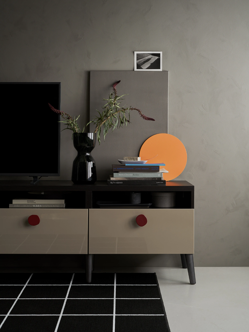 Dein Besta Individuell Mit Knopfen Beinen Gestalten Ikea Hack Haus Deko Zuhause