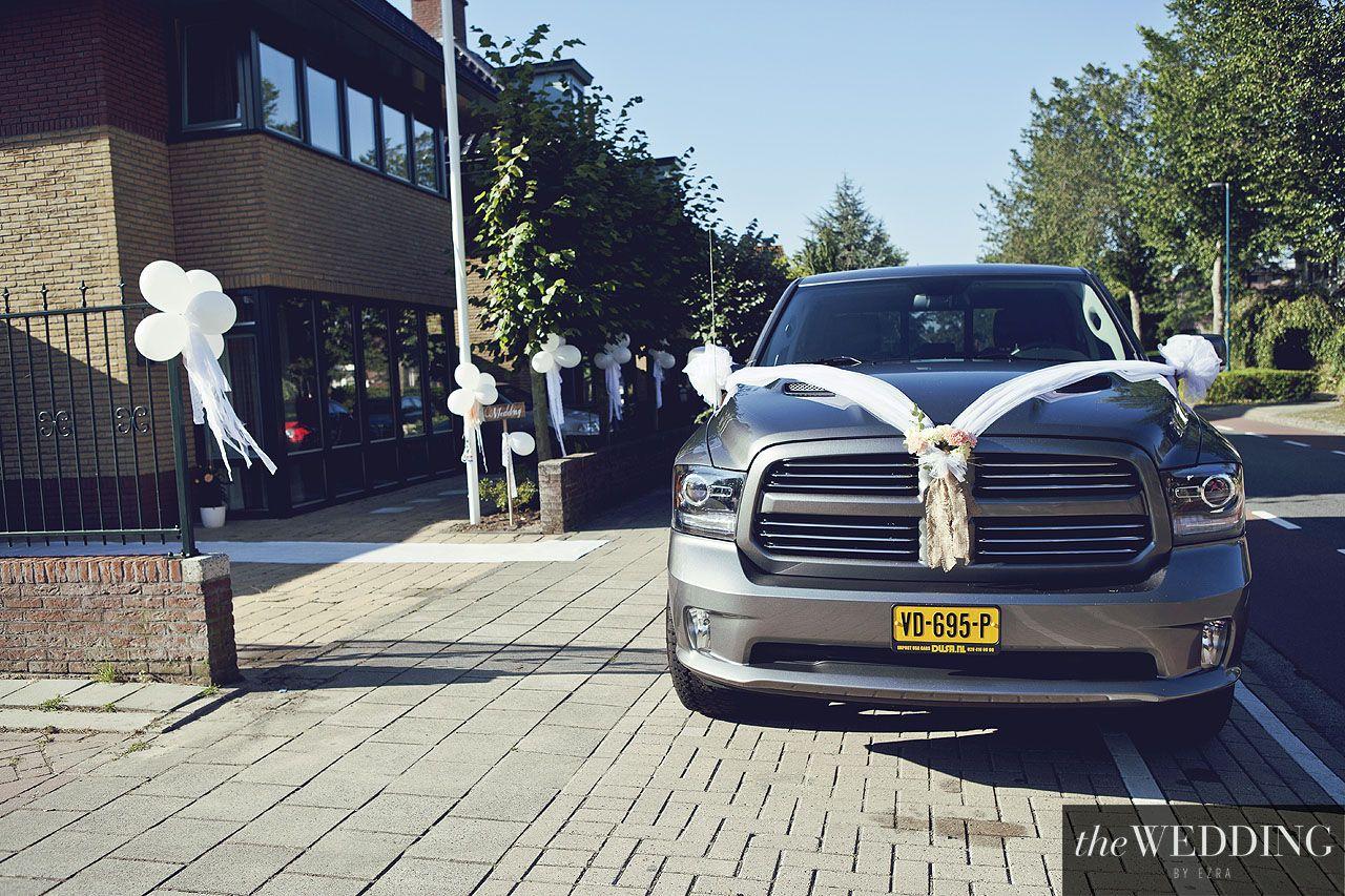Wedding Car, Dodge Ram, Grey | Dodge, Trouwpakken
