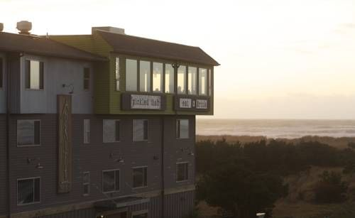 Adrift Hotel Long Beach Washington Offering Scenic Ocean Views This Beachfront Is