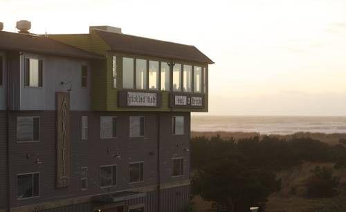 Adrift Hotel Long Beach Washington Offering Scenic Ocean Views This Beachfront Is