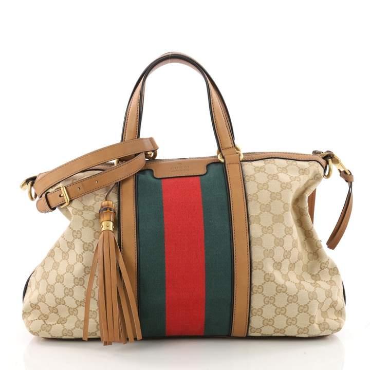 9f4842a98ce0 Gucci Cloth crossbody bag | limaks | Pinterest | Gucci handbags ...