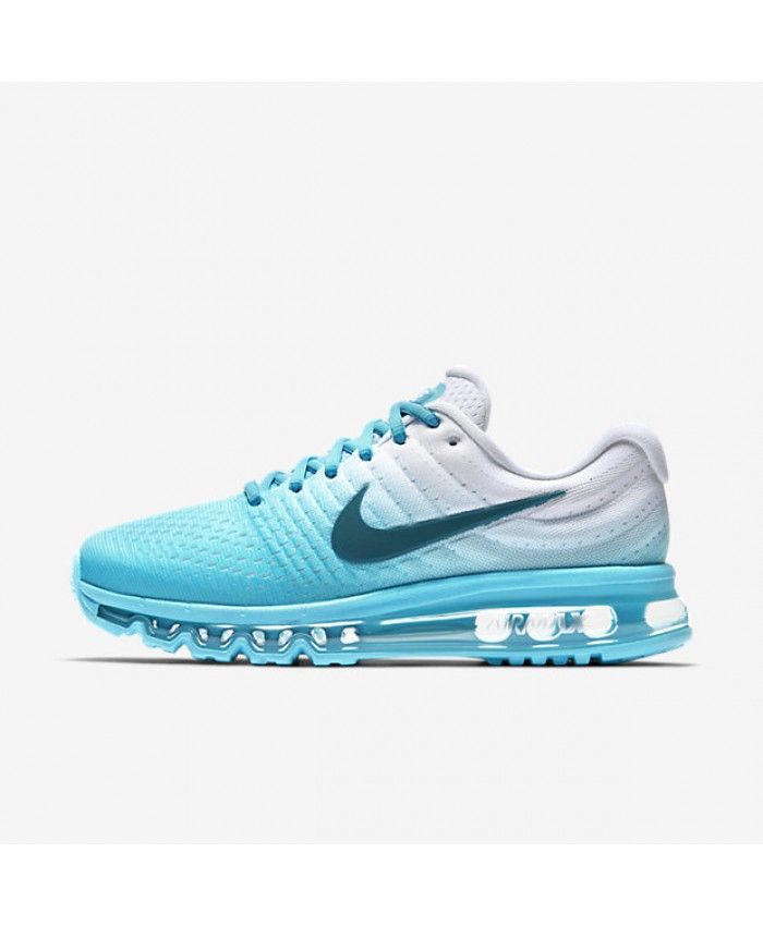 5dbf1f572 Nike Air Max 2017 Polarised Blue/Legion Blue Womens Shoe | Nike Air ...